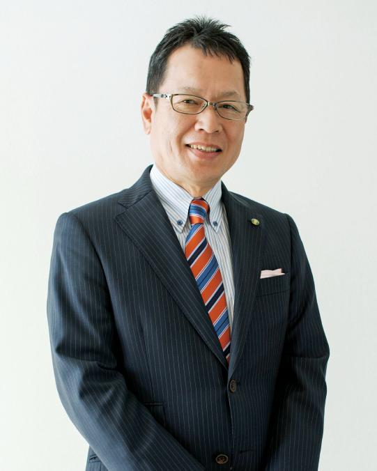 理事長 永冨 茂